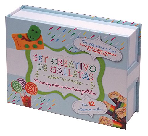 9781472330048: Set Creativo De Galletas (+ Cortapastas)