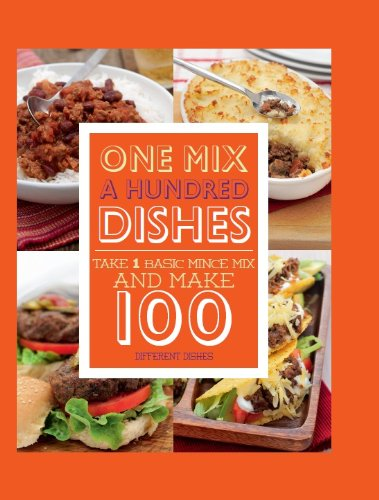 9781472330154: 1 Mince Mix = 100 Dishes - Love Food