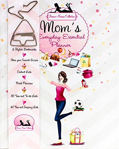 9781472331564: Mom's Essential Planner (Bonnie Marcus) (Bonnie Marcus Collection)