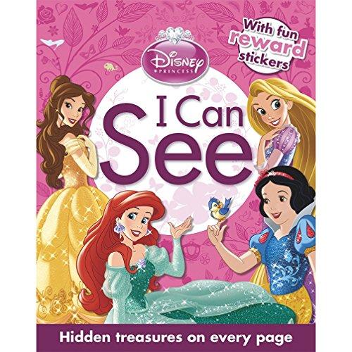 Disney Princess: I Can See: Parragon Publishing India
