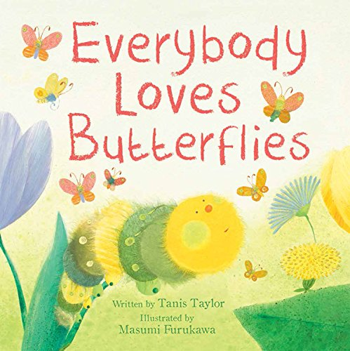 9781472331823: Everybody Loves Butterflies (Meadowside PIC Books)