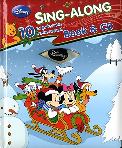 9781472333896 disney christmas sing along
