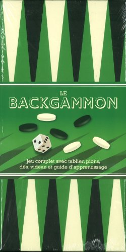 9781472334138: Apprendre le backgammon : Règles, tactiques et stratégies