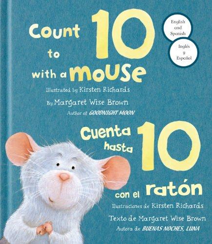 9781472335982: Cuenta Hasta 10 Con El Raton / Pd. (Bilingue)