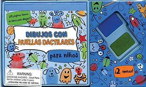 9781472337542: Dibujos Con Huellas Dactilares Para Niños (Mini Gift Sets)