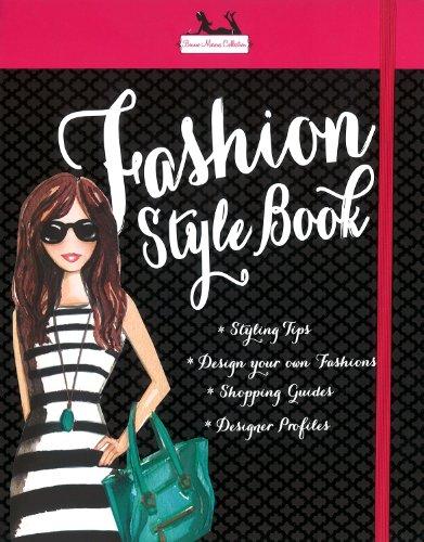 Fashion Style Book (Bonnie Marcus): Parragon Books