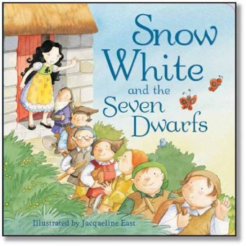 9781472339485: Snow White and the Seven Dwarfs (Fairytale Boards)
