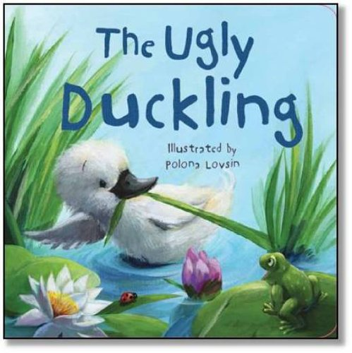 9781472339492: The Ugly Duckling (Fairytale Boards)