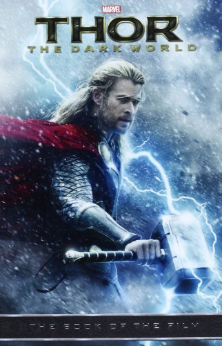 Marvel Thor 2: The Dark World Book of the Film: Marvel