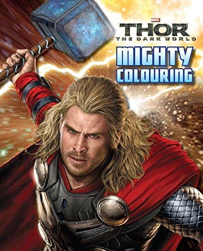 9781472339959: Marvel Thor 2: The Dark World Colouring Book