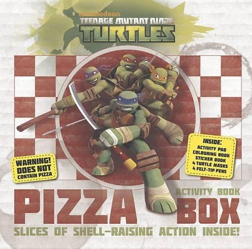 9781472341174: Teenage Mutant Ninja Turtles Activity Box