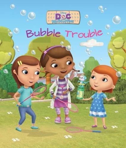 Disney Junior DOC Mcstuffins Bubble Trouble: Disney