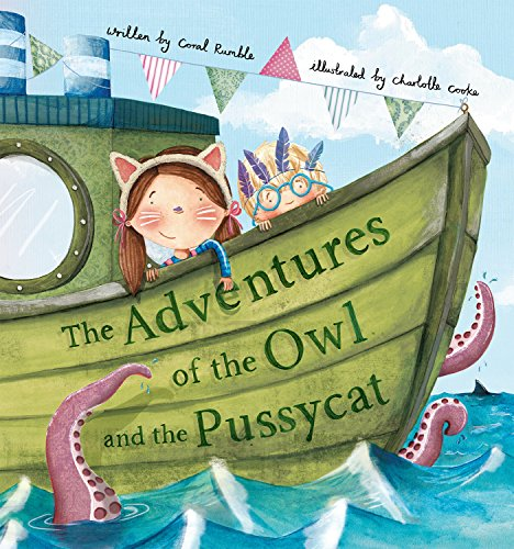 The Adventures of the Owl and the Pussycat (Meadowside Picture Book): Rumble, Carole