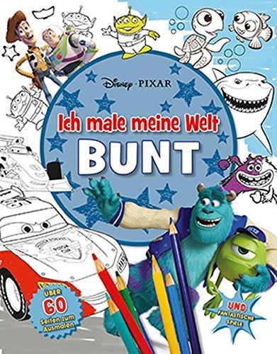Disney Pixar Mach meine Welt bunt: Walt Disney