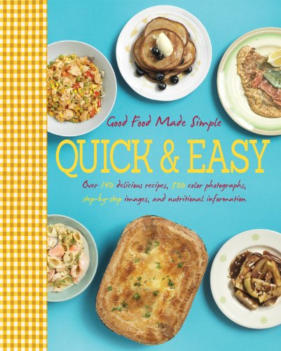 9781472346780: Quick and Easy (Good Food Made Simple)