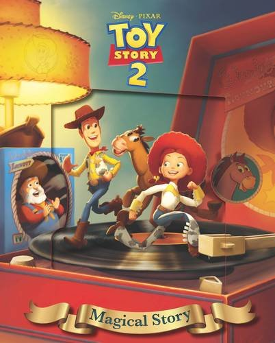 Disney Pixar Toy Story 2 Magical Story (Hardcover)