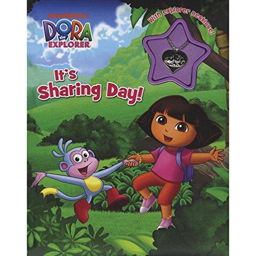 Dora the Explorer: It`s Sharing Day: Parragon Publishing India