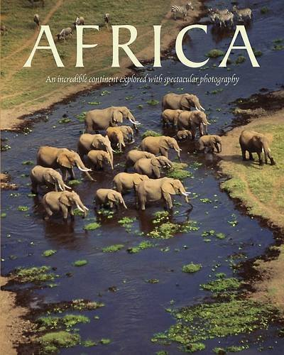 Africa - A Photographic Journey (Hardcover)