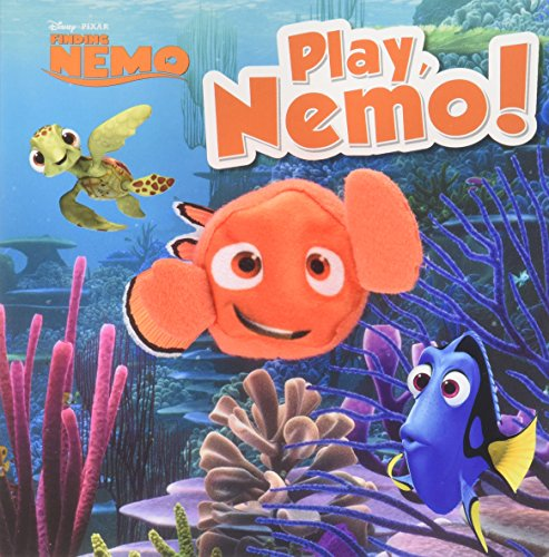 Disney Pixar Finding Nemo Play, Nemo!