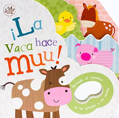 9781472350039: La vaca hace muu (Spanish Edition)