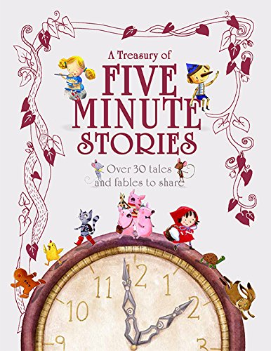 9781472350510: A Treasury Of Five Minute Stories