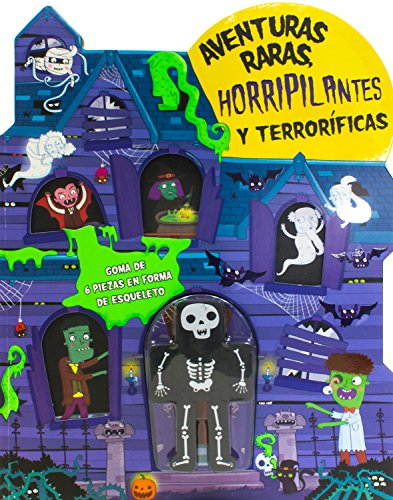 9781472351609: AVENTURAS RARAS, HORRIPILANTES Y TERRORÍFICAS (Spanish Edition)
