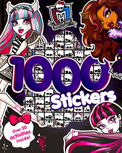 9781472351678: Monster High 1000 Stickers