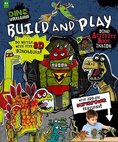Dino Supersaurus: Build And Play (Dino Supersaursus): Timothy Knapman