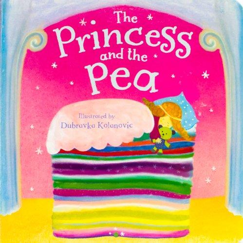 The Princess And The Pea (Fairytale Boards): Parragon Books Ltd