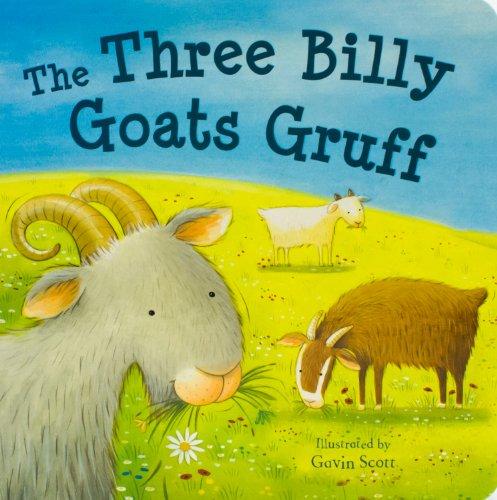 9781472352095: The Three Billy Goats Gruff (Fairytale Boards)