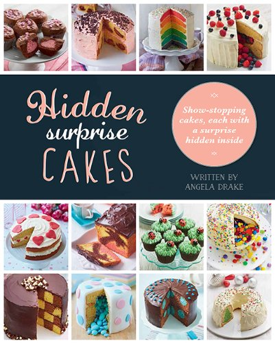 9781472352248: Hidden Surprise Cakes