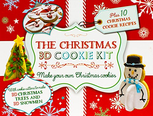 9781472352354: The Christmas 3D Cookie Kit