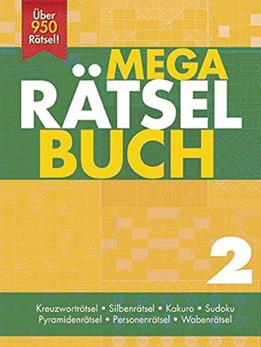 9781472354044: Mega-Rätselbuch 2