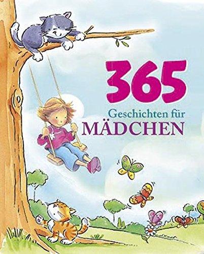 9781472354228: 365 Geschichten für Mädchen