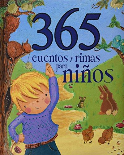 365 Cuentos y Rimas para Niños (big Size): PARRAGON BOOKS LTD