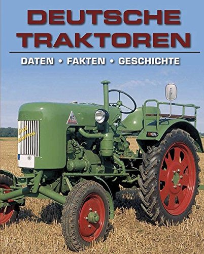 9781472354631: Deutsche Traktoren