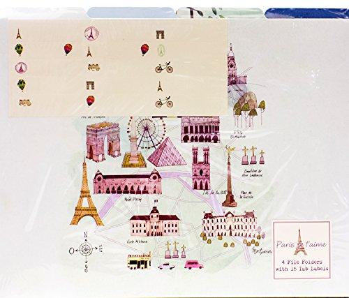 9781472355645: Paris: File Folders (Life Canvas)