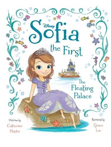 Disney Sofia the First the Floating Palace Deluxe Picture Bo (Disney Deluxe Picture Book)
