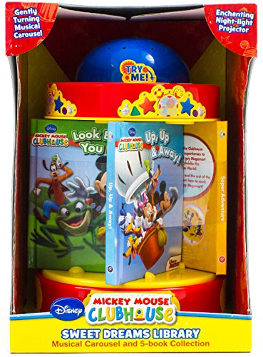 9781472357212: Disney Junior Mickey Mouse Clubhouse Carousel