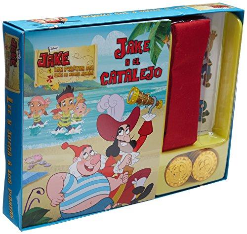 9781472358530: DISNEY SMALL BOXSET: JAKE Y EL CATALEJO