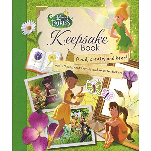 Disney World of Fairies Keepsake Book: Parragon