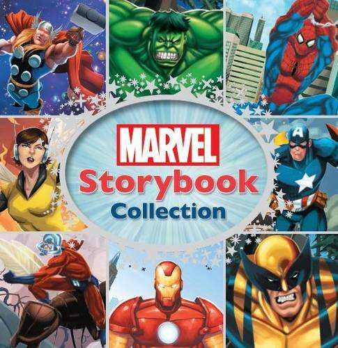 9781472359254: Marvel Storybook Collection