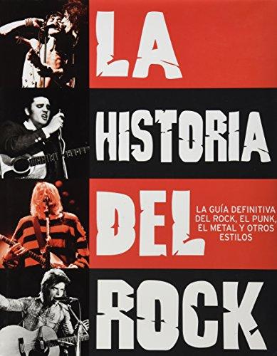 9781472360335: Historia del Rock