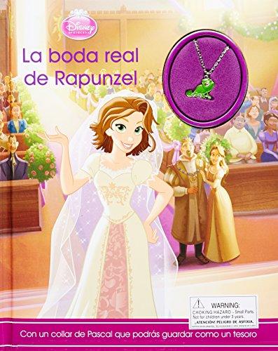 9781472361554: Disney La boda real de Rapunzel (Disney Charm) (Spanish Edition)
