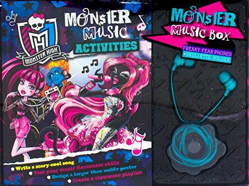 9781472361967: Monster High Monster Music