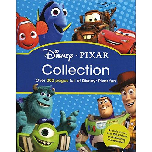 9781472363046: Disney Pixar Collection: Over 200 Pages of Disney/Pixar Fun!