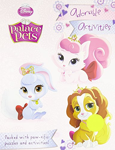Disney Palace Pets Adorable Activities: Disney