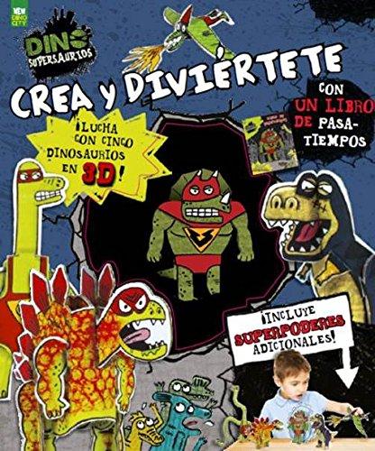 9781472365392: Dino Supersaurios: Crea y Diviertete (Spanish Edition)