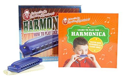 9781472365620: Professor Murphy Game Set Harmonica