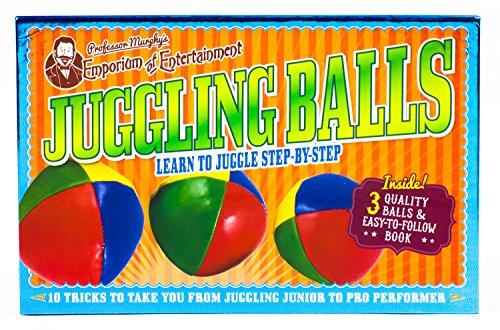 9781472365675: Professor Murphy's Juggling Balls (Professor Murphy's Emporium of Entertainment)